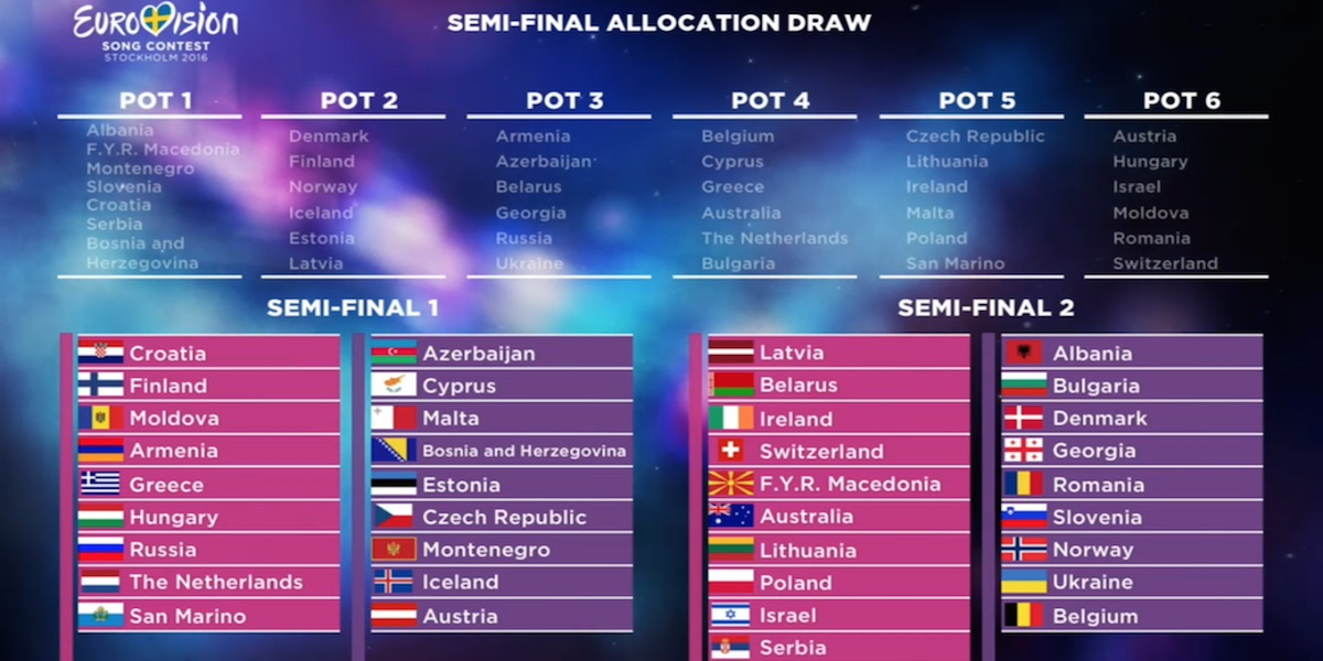 eurovision 2016 stockholm come together
