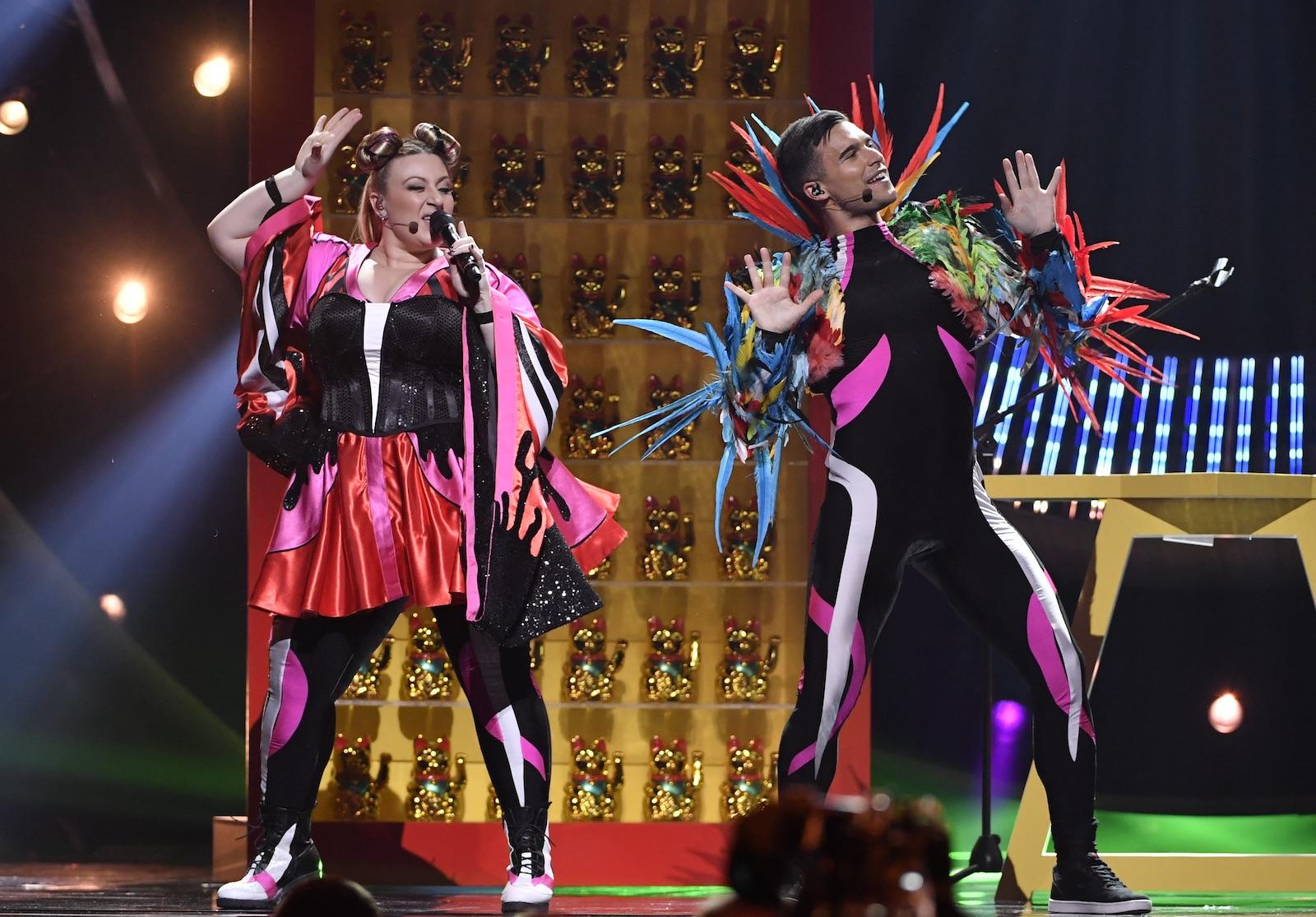 Melodifestivalen 2019 Eurovision Suède